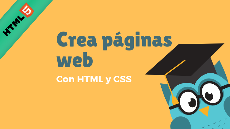Aprende HTML & CSS